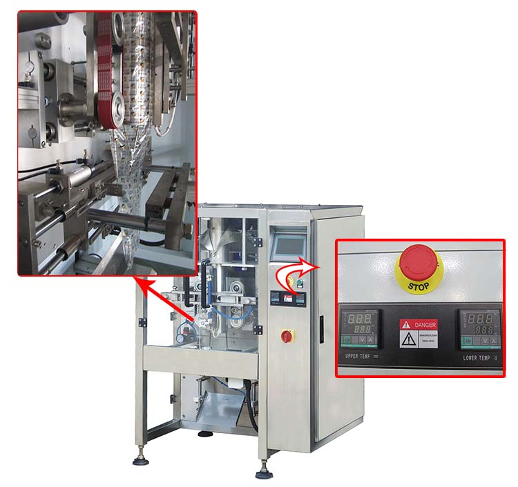 Food Packing Machine (JT-420W vertical packing machine)