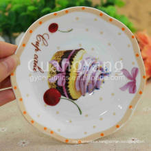 Oem Different Capacity Available Enamel Colorful Mexican Ceramic Dinnerware Sets