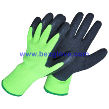 Latex Winter Warm Glove