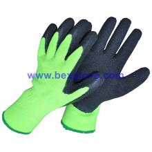 Зимние теплые рабочие перчатки