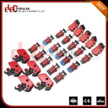 Elecpopular Verschiedene Typen Nylon Circuit Breaker Lockout Tie Bar POS PIS TBLO POW