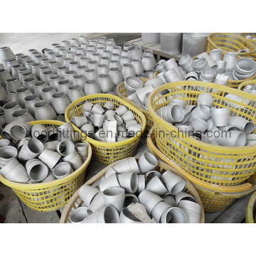 Reducer Stainless Steel Butt Welded Pipe Fittings with CE