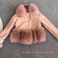 OEM Casacos Mulheres Casaco de Inverno Casaco Curto Casaco de pele