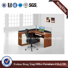 Single Seater Frosted Glass Office Screen (HX-PT5027)