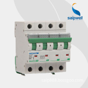 Saipwell High Quality Residual Current Circuit Breaker with IEC Certificate (SPF1-4-63C32)
