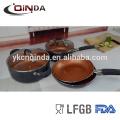 Mais recente Popular Copper Chef De Cerâmica Revestido Conjunto De Panelas