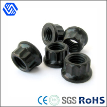 High-Strength 12-Point Flange Nuts, High Quality 12 Point Flange Nut