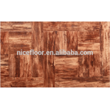Pavimento em madeira parquet