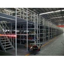 Rack Supported Mezzanine System