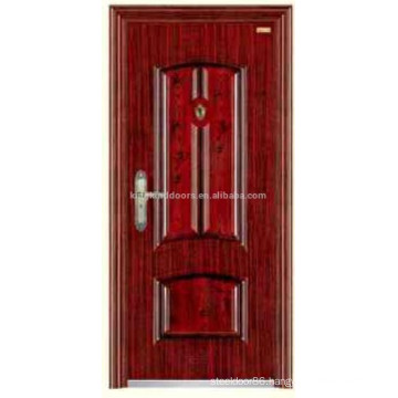 Customized Strong Steel door KKD-501 For Main Entrance