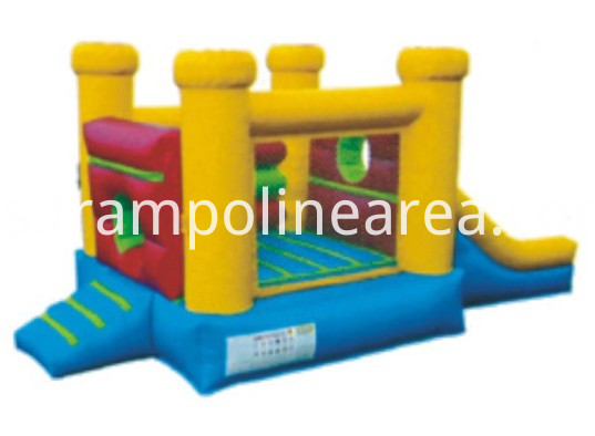 inflatable bounce indoor