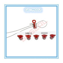 GC-M002 medidor elétrico fio selo de segurança