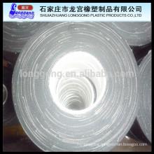 black rubberized cotton fabric tape