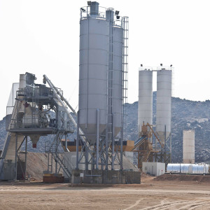 Fastway Used Batch Mixer Concrete Plant For Sale