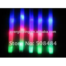 LED подсветка пластмассовой палочкой