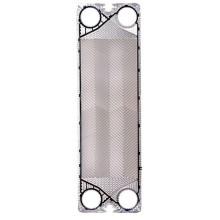 Пластинчатый теплообменник Vicarb V8 Пластина из нержавеющей стали и резиновая прокладка Пластина из нержавеющей стали