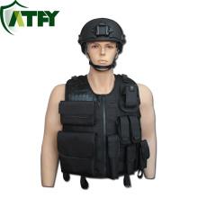Body Armor Military Fragmentation Vest Tactical Vest Combat  Kevlar bullet proof vest for Military and Police