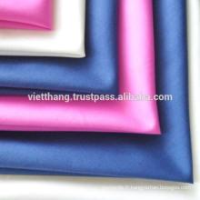 Tissu 100% coton tissé / sergé 2 / 1- Pantalon, drap, oreiller, housse de canapé