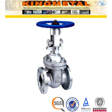 Forged API 6A Pn16 Carbon Steel Flanged Gate Valve