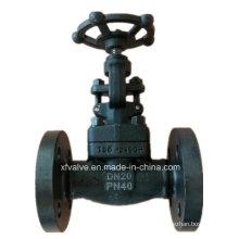 DIN Pn40 a forgé l'acier A105 bride de connexion d'extrémité de bride