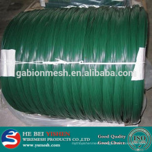 High quality clear pvc coated wire