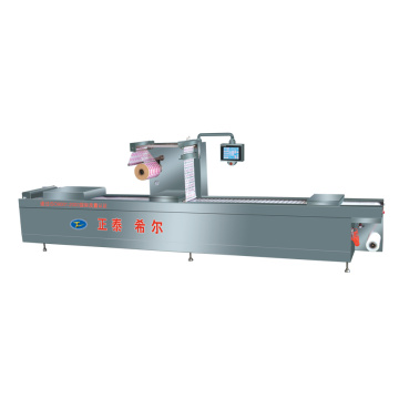 Continuous Stretch Of Vacuum Food Packaging Machine