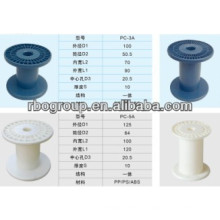 PC rouleaux/bobines de fils et câbles (bobines en plastique pour ruban)