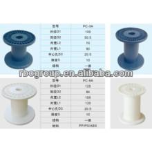 PC rolos/bobinas para fios e cabos (bobinas plásticas para fita)