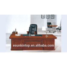 Деревянный шпон офисный стол письменный стол представительский стол