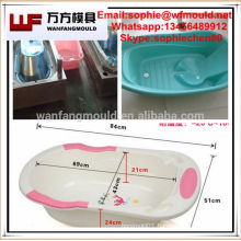 professional plastic injection baby bathtub mould manufacturer in huangyan plastic baby bathtub mould for hot sale