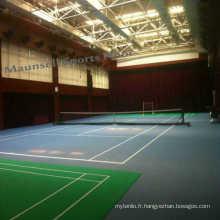 Tennis PSP / PVC Sports Flooring Intérieur / Extérieur Usagé