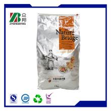 Seitentasche für Tierfutterverpackung (ZB198)