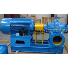 Horizontal Vertical Multistage Split Case Double Suction Centrifugal Pump