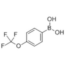 Ácido 4-trifluorometoxifenilborônico CAS 139301-27-2