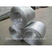 Alambre galfan de acero de bajo carbono