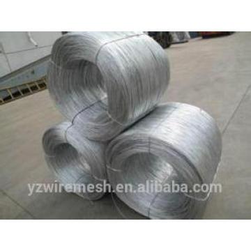 Low Carbon steel galfan wire