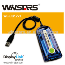 Usb 2.0 to vga display adapter, USB 2.0 Grafikkarte, USB 2.0 Netzwerkadapter