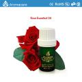 Huile de rose bulgare 100% pure et naturelle