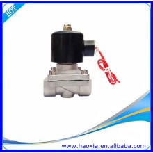 Válvula de solenóide de válvula de solenóide de aço inoxidável ZF