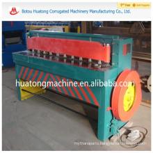 Electric sheet metal cutter machine