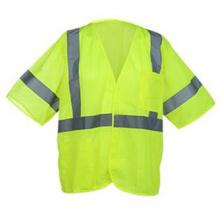 100% Polyester Reflective Tape Safety Vest