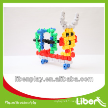 Just Do It, jouet pour enfants Puzzle de jouet en plastique série LE.PD.086