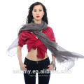 Elegant colorful italian cashmere scarf