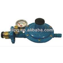 TL-808 regulador de gás ignífugo com medidor de pressão