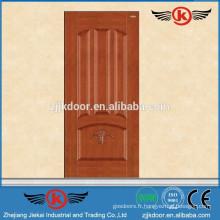 JK-SD9016 design de porte en bois de sécurité / panneau sandwich pour porte