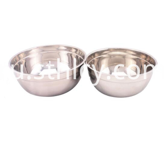 Stainless Steel Lunch Bowl