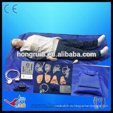 VENTAS CALIENTES Maniquíes de entrenamiento de CPR de cuerpo completo para adultos