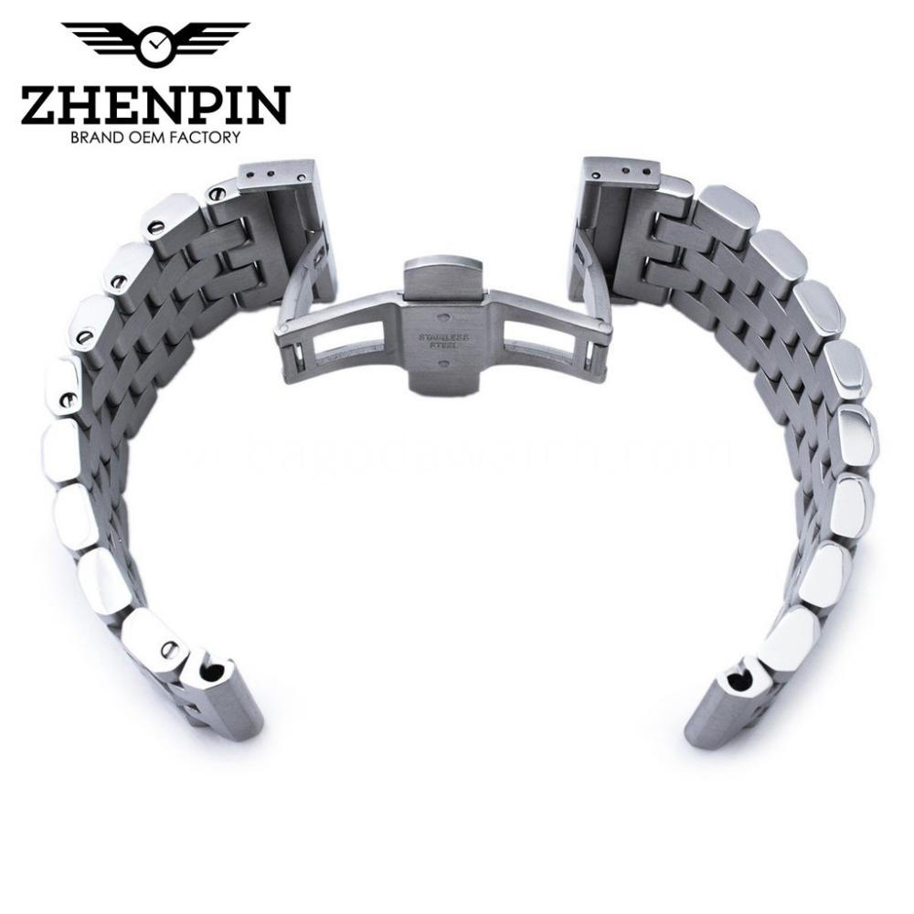 22mm Stainless Steel Bracelet