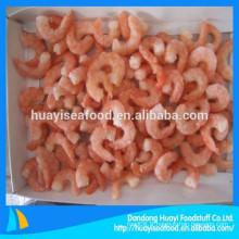 Crevettes vannamei cuites congelées sans tête et écorchées