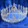 Tiaras tradicionales retros del desfile de la tiara de la corona del chino